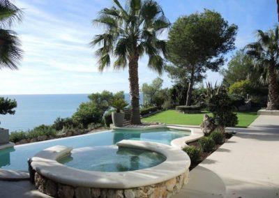 Villa Vista Sitges Holiday Villa by Sitgespm.com