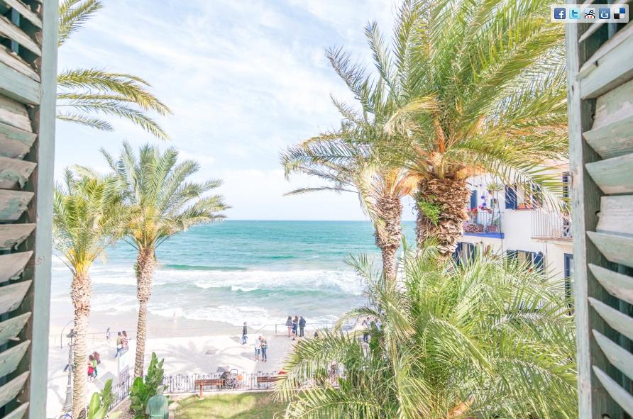 Miramar Sea view - Sitges Property Management Holiday Rentals